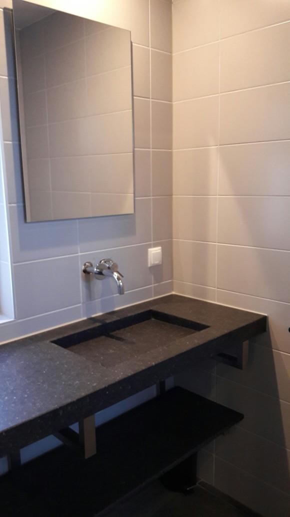 Sanitaire ruimte Scholekster – 14pers. Groepswoning