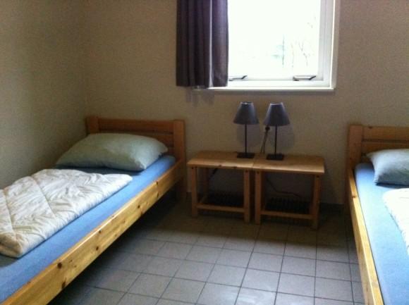 Slaapkamer 8 persoonswoning